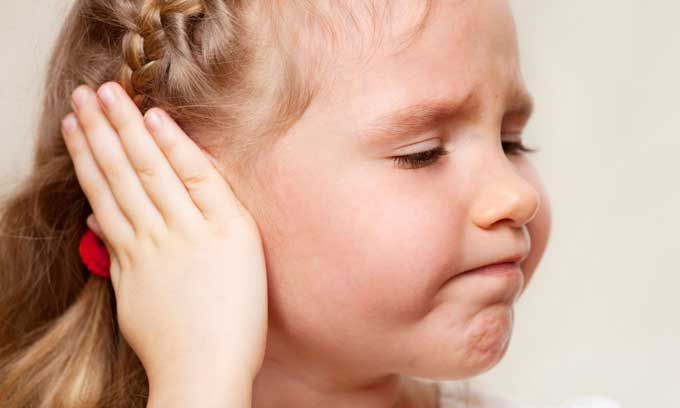 Болят уши от попадания воды что делать